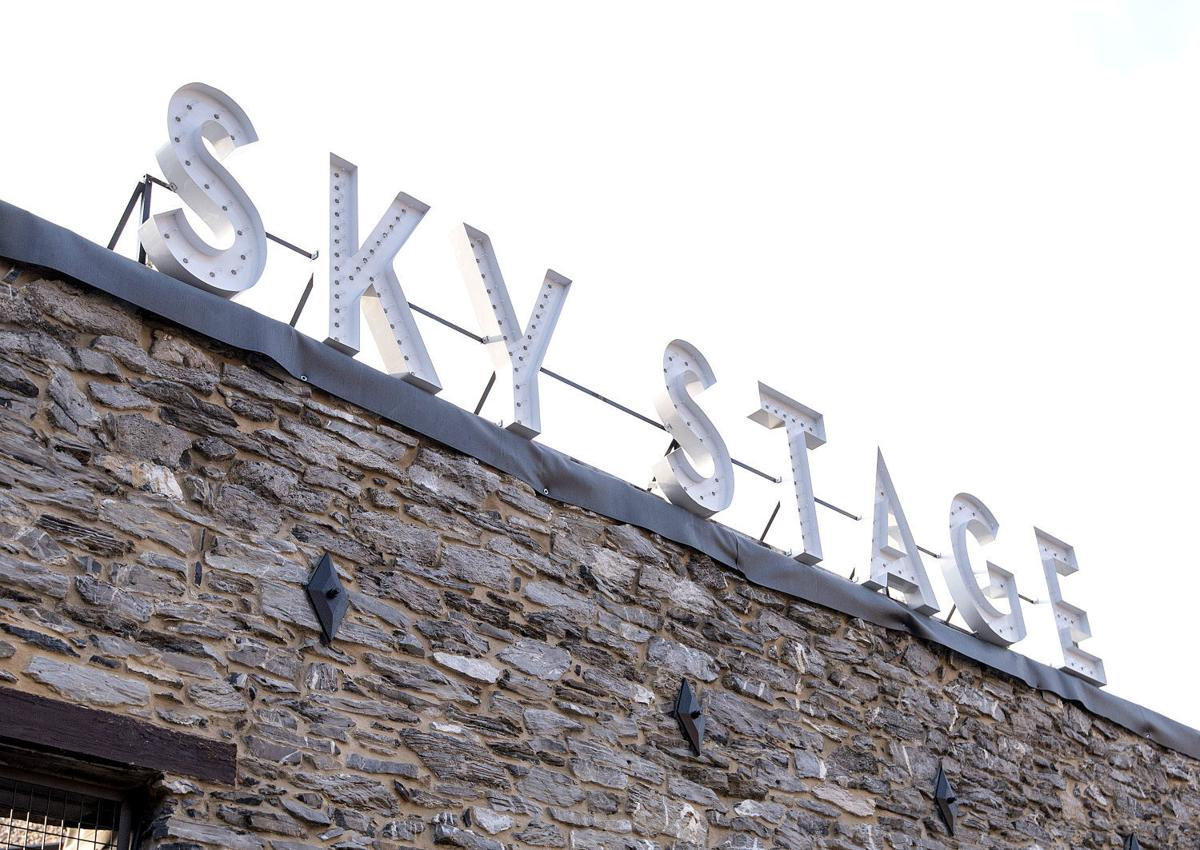 Sky Stage Opens