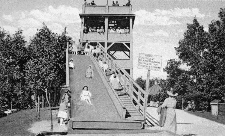 Braddock Heights Slide