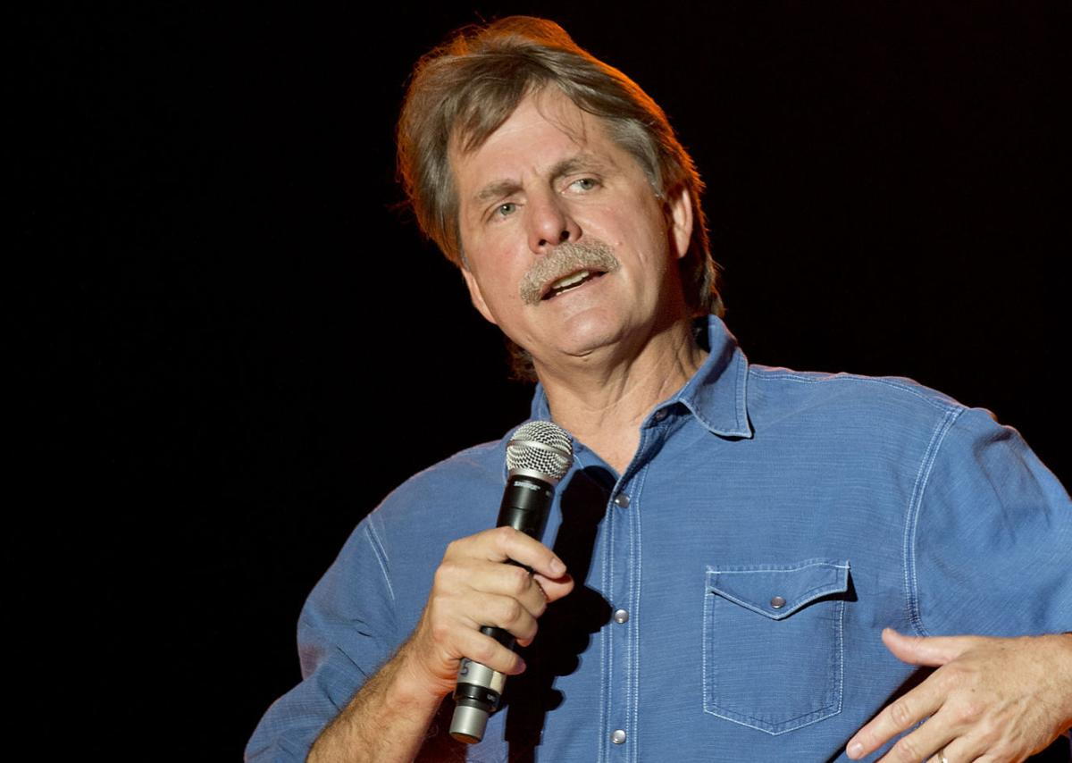 Foxworthy at the Great Frederick Fair