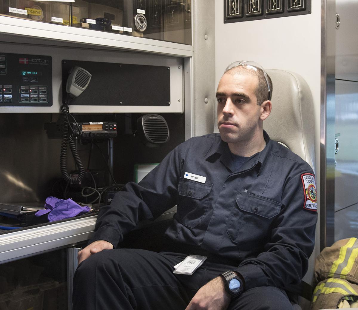 Fire Academy Ride Along EMT
