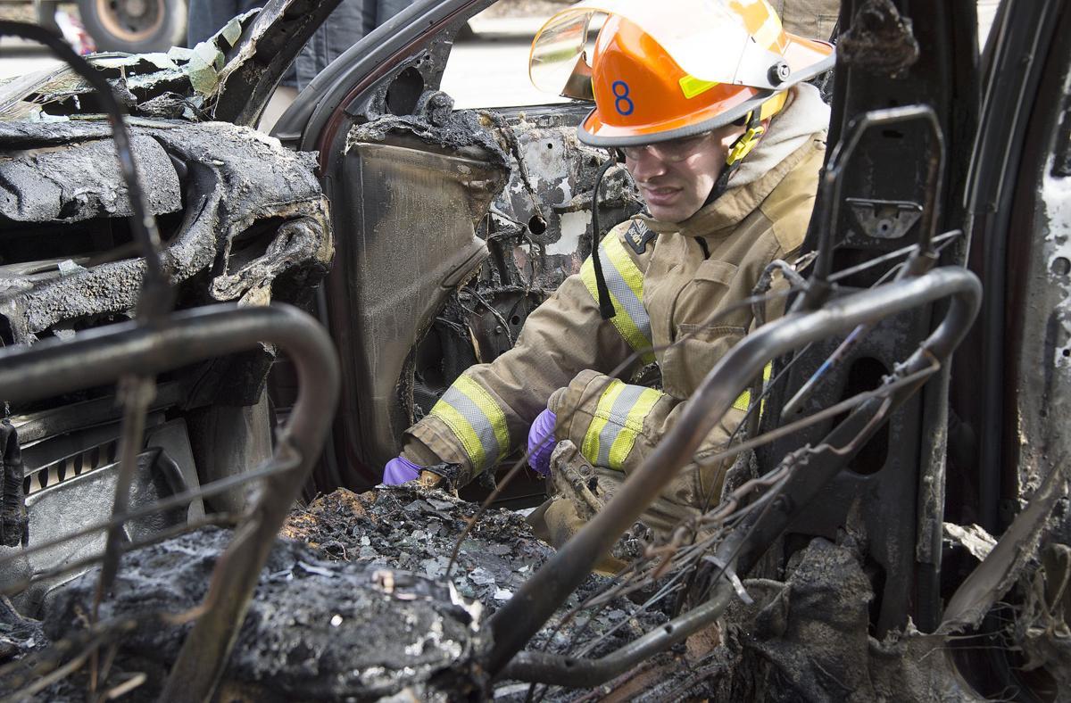 DG Fire Academy arson investigation 1