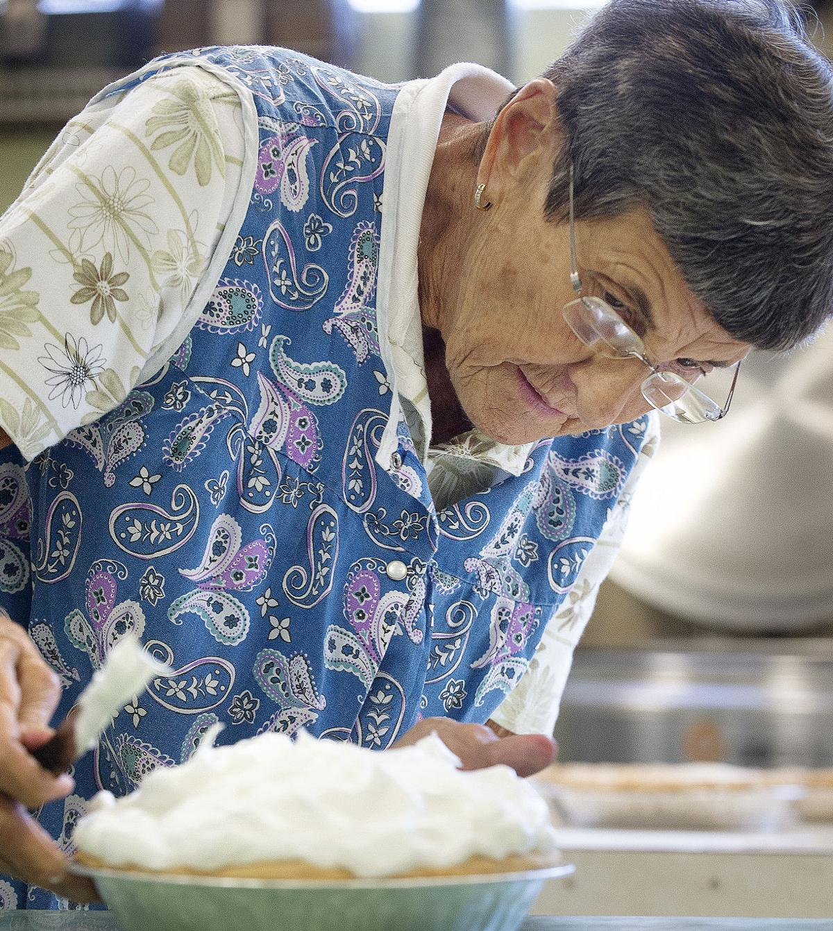 Pies the limit: Thurmont residents sell baked goods to fund church ...