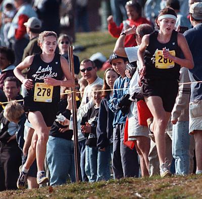 Middletown girls cross country 1