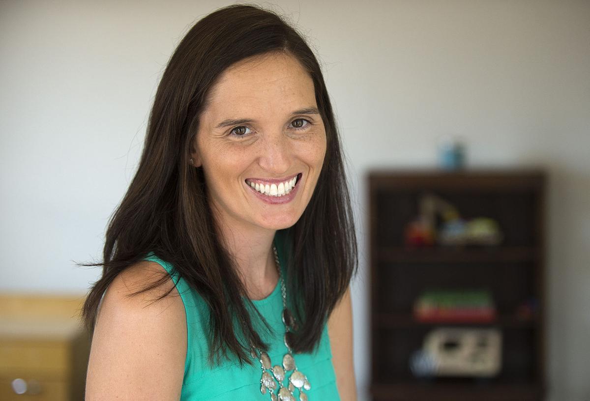 Open For Business Nutrition Counselor Gets Children Back 2 Basics