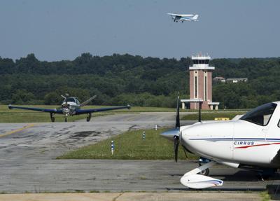 Land debt raises concern at airport budget hearing