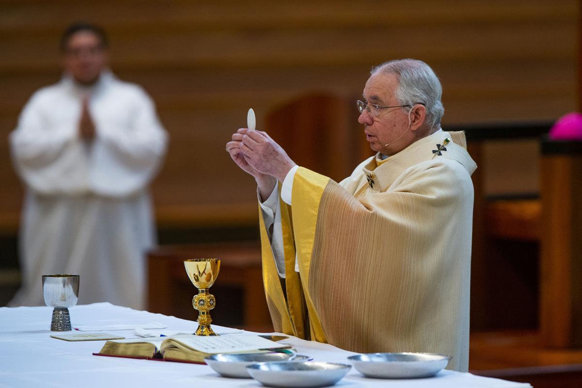 Catholic Bishops Communion and Politics