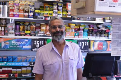 Gas station owner has further aspirations