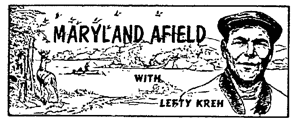 From the Archives: Maryland Afield