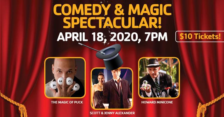 2020 Comedy & Magic Spectacular