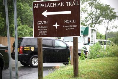 Appalachian Trail Crime Scene