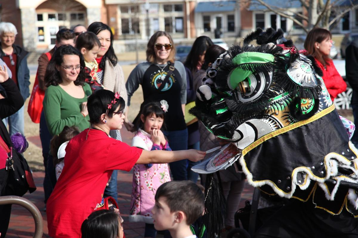 Asian American Center Brings Chinese New Year Celebration