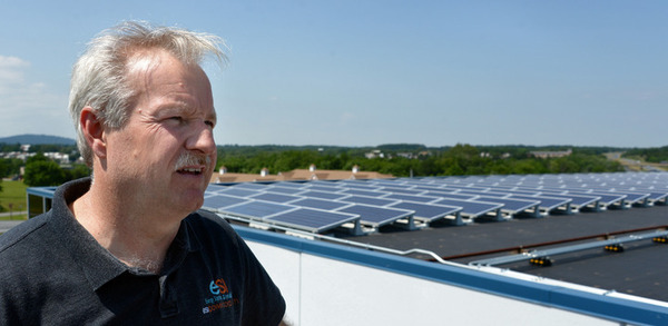 Solstice provides extra power at Emmitsburg Glass