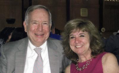Gordon and Teresa Cooley