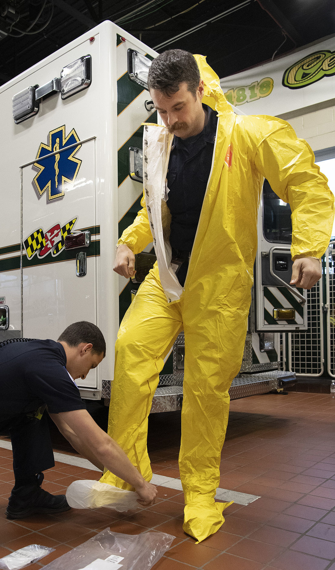 COVID EMS Protection