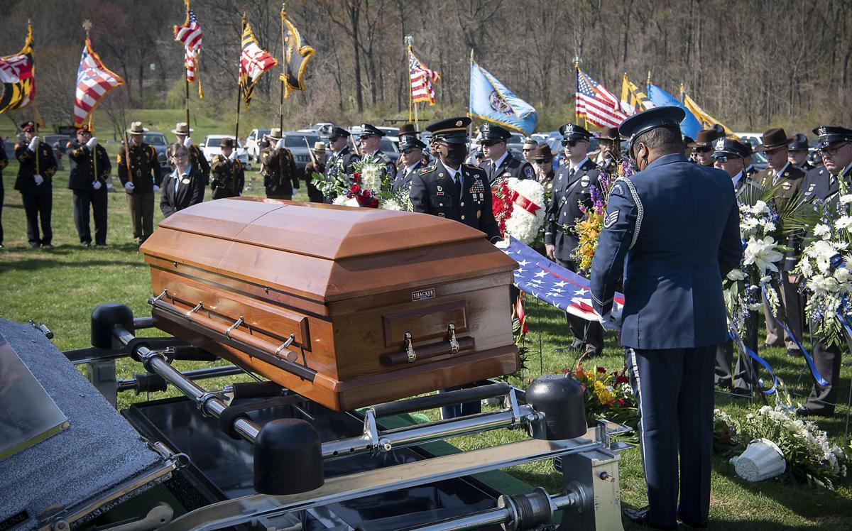 Milton Frech Funeral