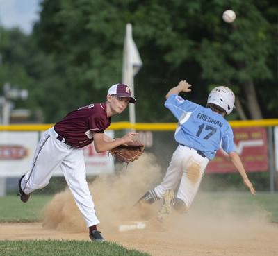 Bad Bounces For Brunswick Little League Youth Fredericknewspost Com