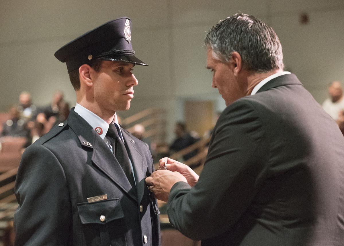 DG fire series graduation 1