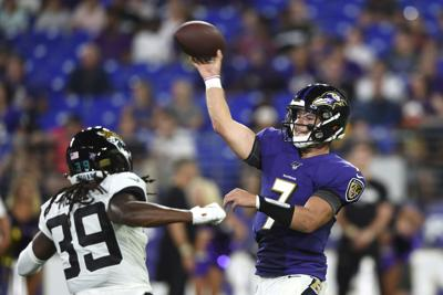 Jaguars Ravens Football