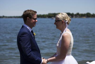 Younkins-Fishwick wedding