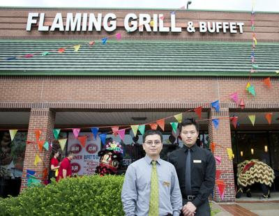 Brilliant Flaming Grill Supreme Buffet Opens Its Doors On Golden Interior Design Ideas Oxytryabchikinfo