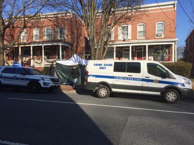 Death investigation underway after body found outside
