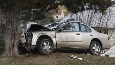Frederick County man killed in single-vehicle crash on Md