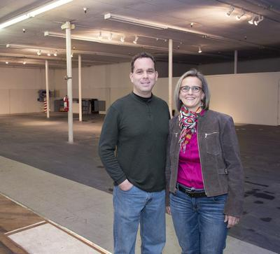 Downtown building to see life again as an arts center