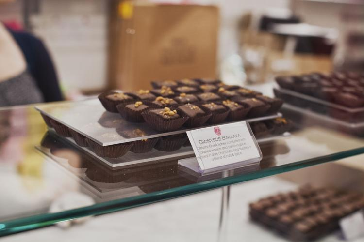 Satisfying a sweet tooth at Zoe's Chocolate Shop