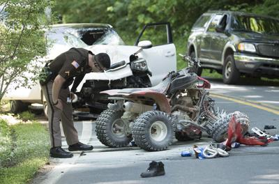 Fatal ATV crash in June leads to manslaughter, drunken