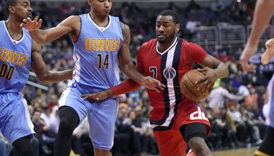 Nuggets Wizards Basketball crop