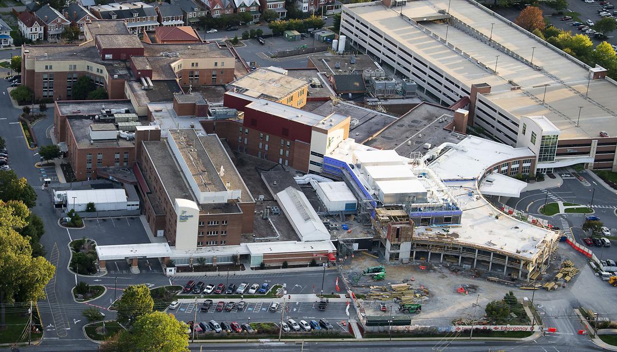 Frederick Health Hospital Expansion