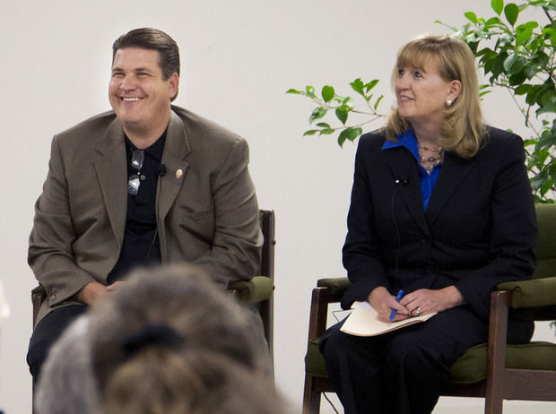Gardner, Young forum addresses smart growth, senior needs