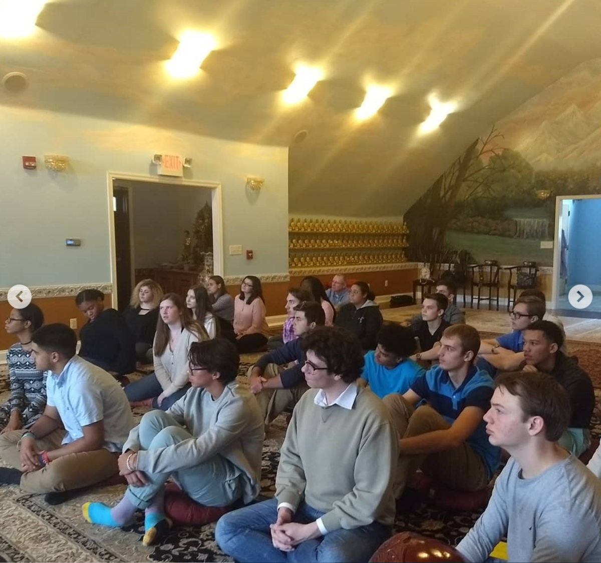 Weekly Meditation Class