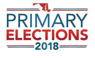 Maryland primary logo