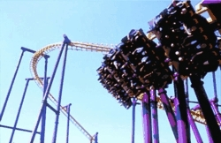 Six Flags makes splashdown with Penguin's Blizzard River tallest spinning rapids ride opens at Six Flags