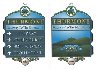 Thurmont to add wayfinding signs around town
