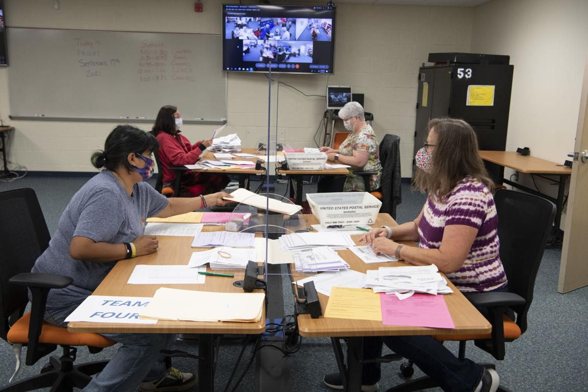 CIty Election Counting