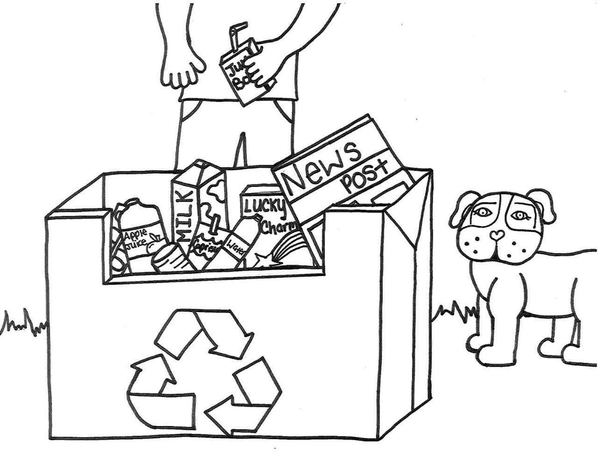 recycling contest asks kids to get creative about smarter recycling