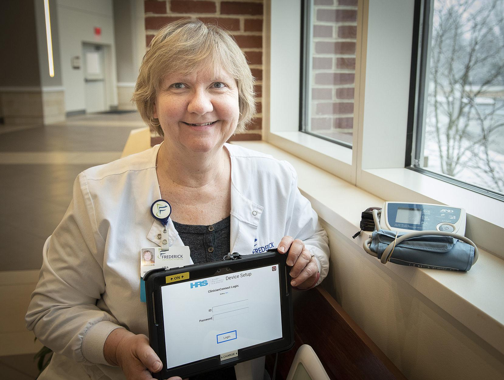 Telemedicine program helps keep patients home, hospital costs down