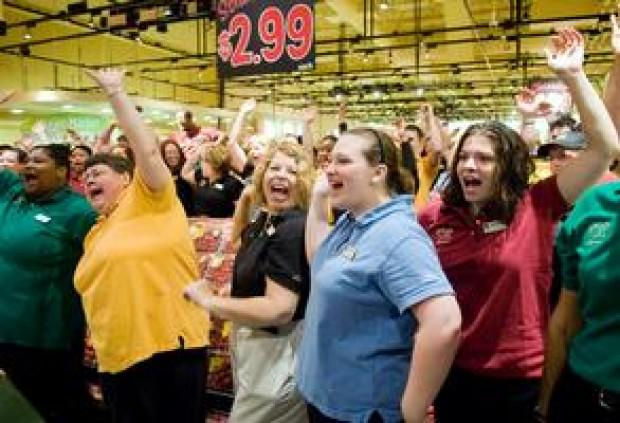 Wegmans not just a store, its an experience | Archive