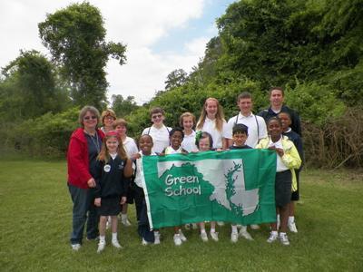 St. John Regional Catholic School designated a Maryland Green School