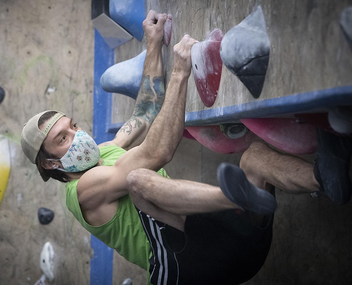 Boulder Yard Gym
