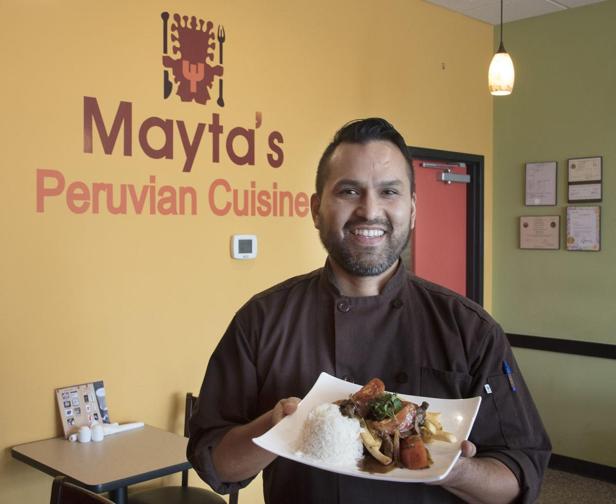 Open For Business Maytas Peruvian Cuisine Economy Business