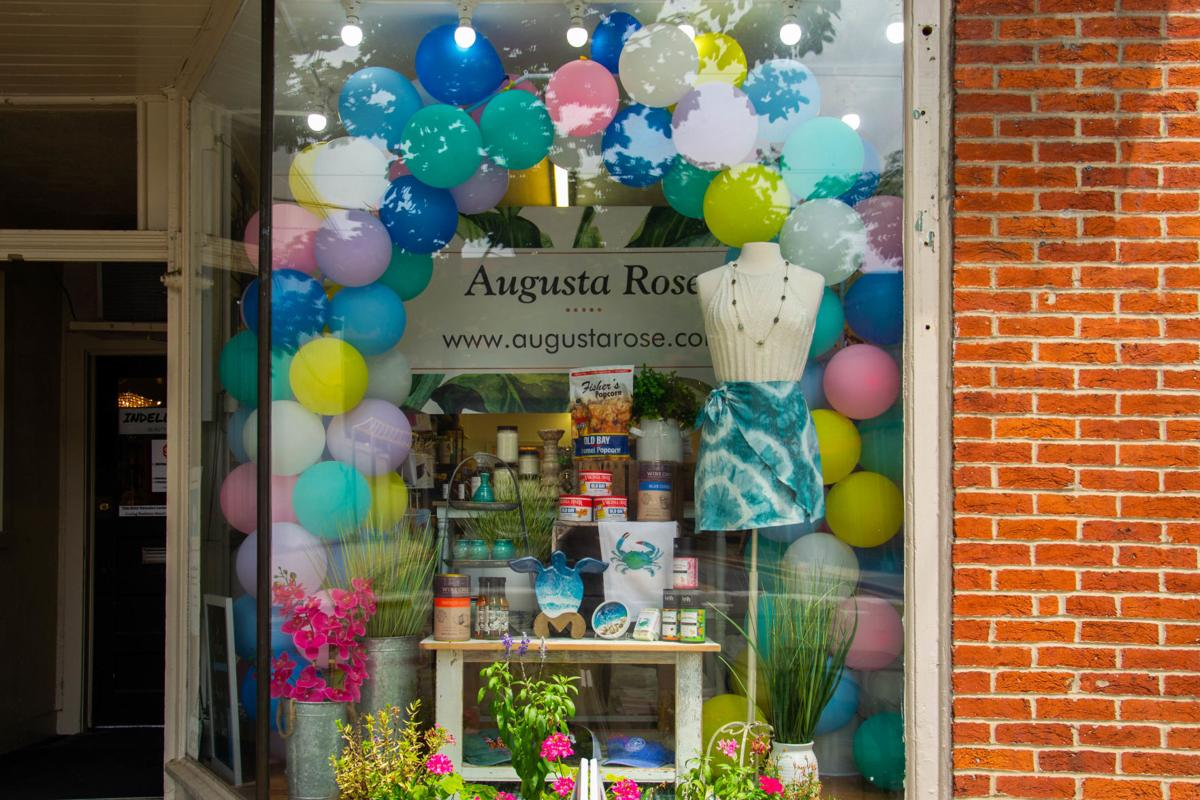 augusta rose storefront, zoomed out