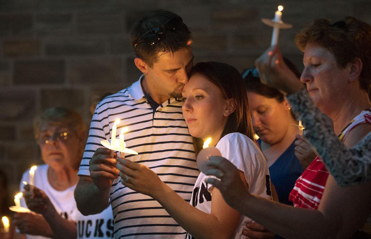 DG Candlelight Vigil 1