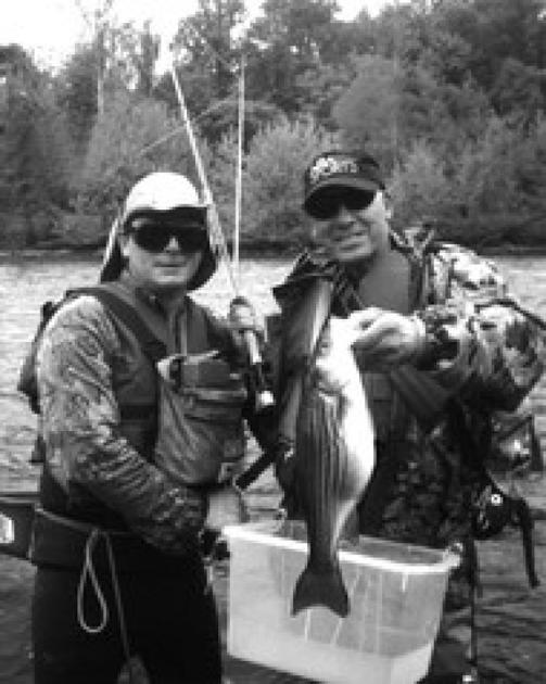 Today's Sportsman: Striped bass on the lower Delaware