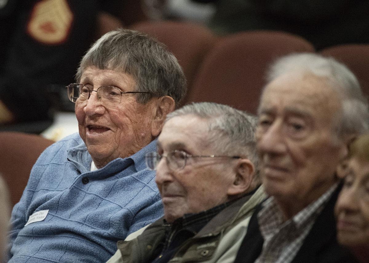 Oakdale Veterans