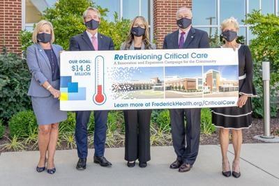 Frederick Health Hospital to renovate, expand Critical Care Services area