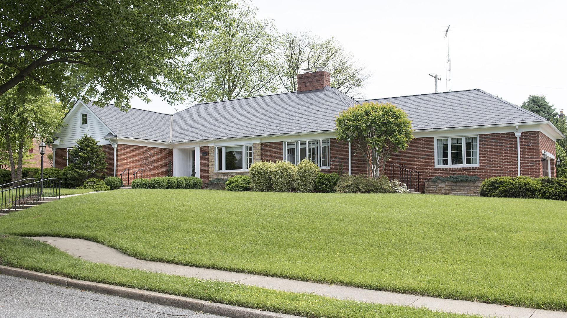 Ranch Style House Near Baker Park Tops Sales List