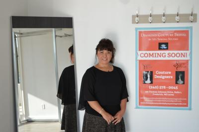 ea50e9be3c8 Sewing and alterations shop in Frederick expands with new bridal ...